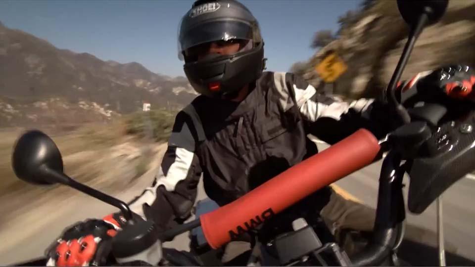 AURORA – Motorcycle Demo